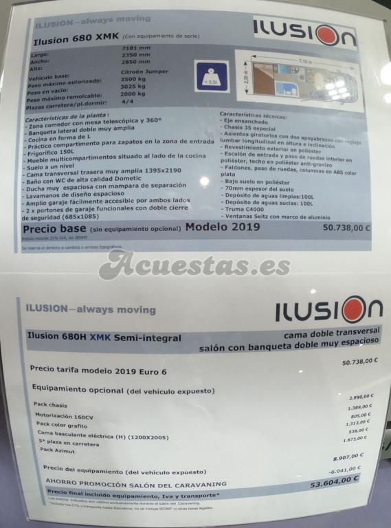 Ilusion 680 XMK