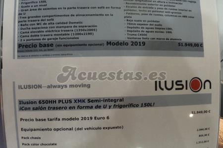 Ilusion 650H Plus XMK