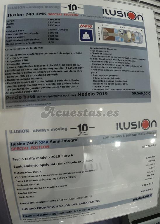 Ilusion 740 XMK Special Edition