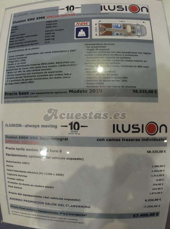 Ilusion 690 XMK Special Edition