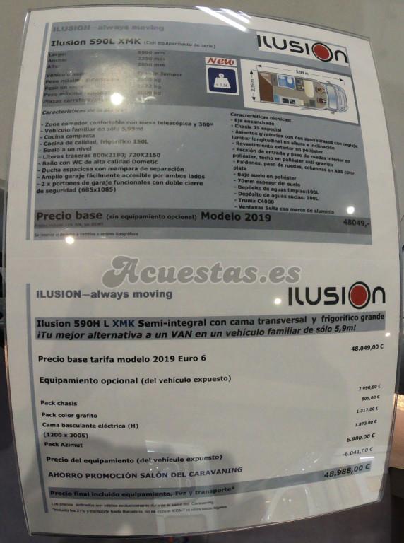 Ilusion 590L XMK