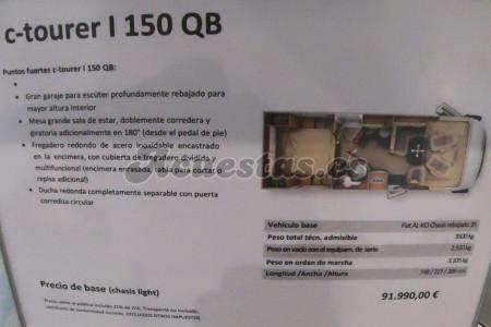 Carthago C-Tourer I 150 QB
