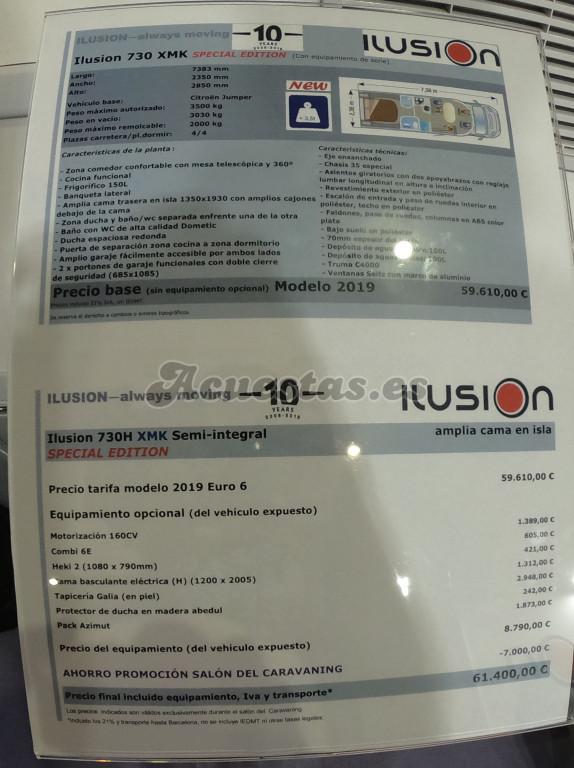 Ilusion 730 XMK