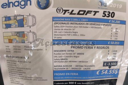 Elnagh T-Loft 530