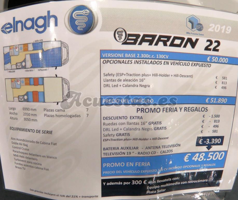 Elnagh Baron 22