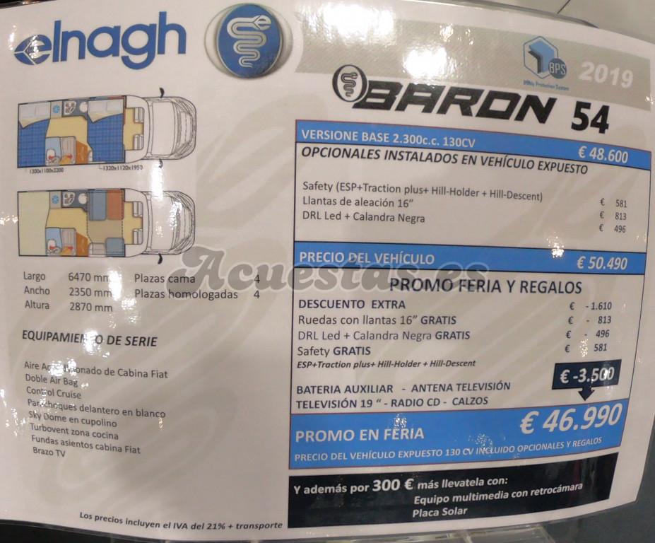 Elnagh Baron 54