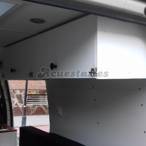 Ford Transit Semielevada Camperizacion a Estrenar Homolagada a Vehiculo Vivienda