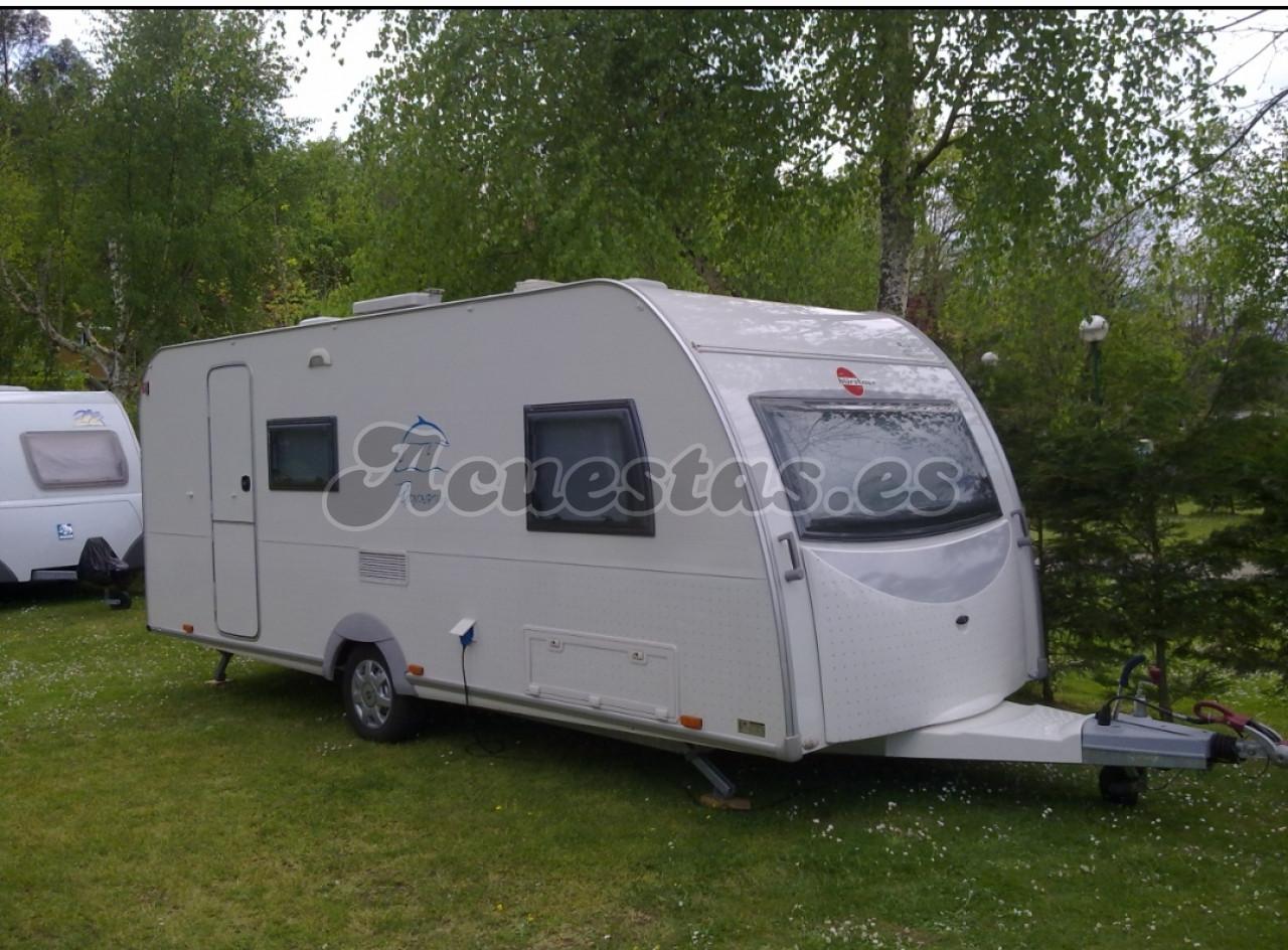 Caravana Burstner Flipper 550 TK