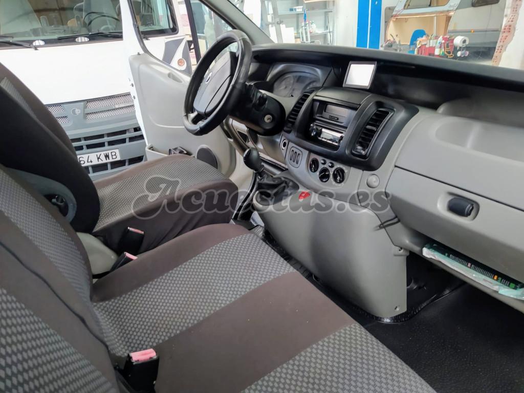 Nissan Primastar camperizada