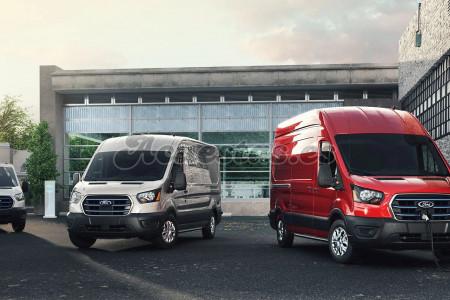 Gama Ford E-Transit 2022